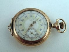 Tic Tock, Tic Tock – Watch for clocks!  Make sure you are keeping your eyes open for clocks.  Here's why: Pocket watches, wrist watches, table clocks and wall clocks can be set in precious metals.  They can also be valuable, because of their age and makers, too.  I'd take some time and learn about these time pieces.  Read the entire blog post at http://www.ifindtreasure.com/blog/1910-elgin-pocket-watch/.  Good Luck and Happy Hunting ~Vicki, author of Cheap Gold and Silver.