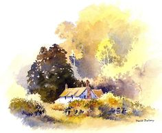 #ClippedOnIssuu from David bellamy watercolour landscape course