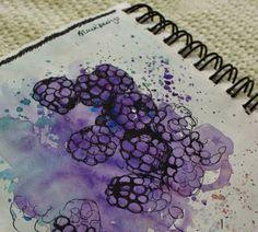 Watercolor wassh- sketch book