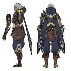Monster Hunter Games, Monster Hunter World, Character Concept, Character Art, Character Design, Final Fantasy Xiv, Fantasy Armor, Armor Concept, Concept Art