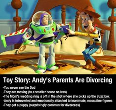 Toy Story film theory