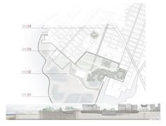Proposal for the flooding area of Red Hook - Brooklyn (NYC). Workshop// Pratt Institute New York, National University of Singapore & International University of Catalonia.