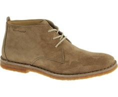 My style tip: Always have a pair of sand desert boots like these to hand as they always go so well with dark jeans.