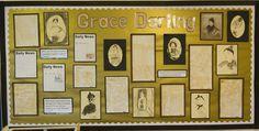 Grace Darling display.