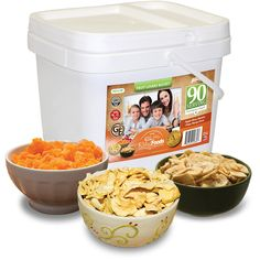 Relief Foods Gluten Free Fruit Lover Emergency Food Supply Bucket (90-Serving) * Quickly view this special  product, click the item shown here : Camping stuff