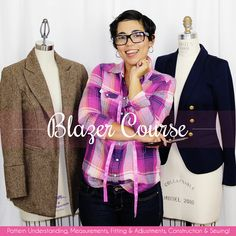 Blazer Course Overview covers everything and a very reasonable price. Anyone tried Mimi's tutorials?