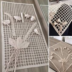 1 million+ Stunning Free Images to Use Anywhere Form Crochet, Filet Crochet, Irish Crochet, Crochet Doilies, Crochet Lace, Crochet Patterns, Beaded Embroidery, Hand Embroidery, Crochet Small Flower
