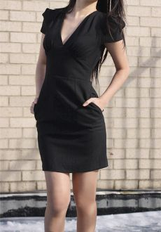 Every girl needs a perfect little black dress!