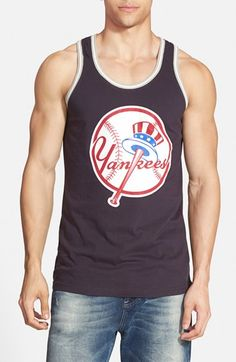 Men's Wright & Ditson 'New York Yankees - Bazooka' Tank