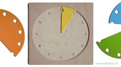 Klokkijken analoge klok 5 minuten