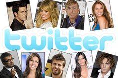 famosos twitter