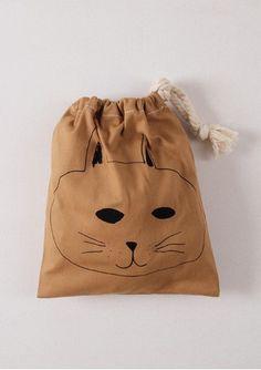 Bobo Choses Petit Cat Bag