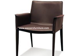 black leather dining arm chairs