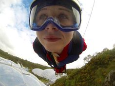 Fly on the SkyWire at Eden Project, Cornwall. At SkyWire is still the longest zip wire in England and now it's definitely the fastest. Oakley Sunglasses, Mens Sunglasses, Balloon Flights, Eden Project, Cornwall England, Experience Gifts, Adventure Activities, New Adventures, Free Photos