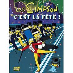 /** Priceshoppers.fr **/ Les Simpson - Spécial Noël Tome 3 - C'est La Fête
