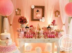 decoração-festa-bailarina