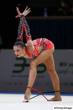 Daria Kondakova of Russia