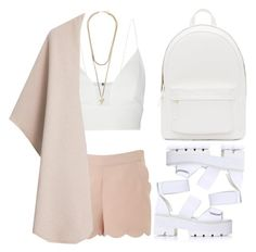 """Dressy But Casual"" by designbecky ❤ liked on Polyvore featuring Lipsy, Narciso Rodriguez, MANGO, Givenchy and PB 0110"