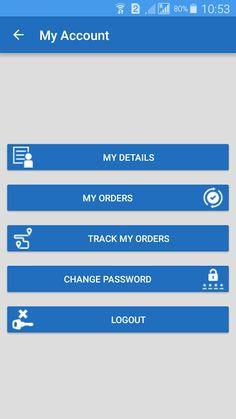 E-Commerce App- screenshot Ecommerce App, Admin Panel, Google Play, Apps, App, Appliques