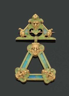 a rare Lalique