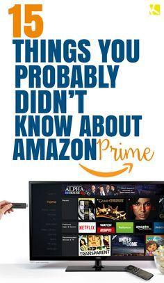 15 Little-Known Secrets About Amazon Prime