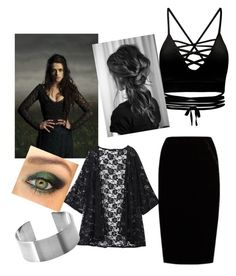 """""""Morgana"""" by maddy-35 on Polyvore featuring Jupe By Jackie and Maria Dorai Raj"""