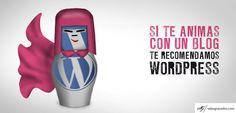 107 - Si te Animas con un Blog, te recomendamos Wordpress (Parte 1) http://salasgranados.com/blog/2013/10/si-te-animas-con-un-blog-te-recomendamos-wordpress-parte-1/