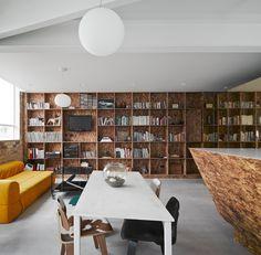 shelf, wood
