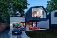 Gallery of AUTOHAUS / Matt Fajkus Architecture - 8
