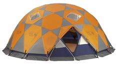 Mountain Hardware Stronghold Camping Tent (Campist)