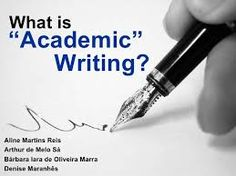 You know what is academic writing? Learn more about the process and the rules of academic writing from thesis writing services.