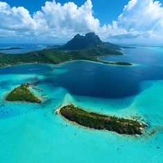 Bora Bora - OMG absolutely beautiful!!!!
