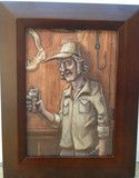 """Quint"" by Goran R $125.00 - SOLD OUT"