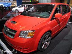 2008 Dodge Caravan R/T concept picture - doc226943