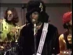 Thank You - Sly & the Family Stone - Live on Dick Cavett- The 1st band I ever saw live, when I was ten(!), Thank you Camp Natchez.