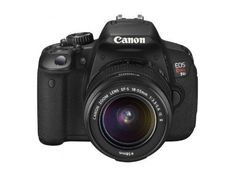 Canon EOS Rebel T4i 18.0 MP CMOS Digital SLR with 18-55mm EF-S IS II Lens | Canon EOS REBEL T4i 18.0 MP CMOS Digital Camera