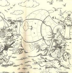 Los amigos del viento de Josep Vallverdú; con ilustraciones de Pilarín Bayés. Publicado por La Galera, 1979.