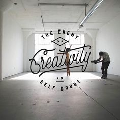Photography x Lettering