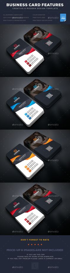 Business Card Template PSD. Download here: https://graphicriver.net/item/business-card/17355052?ref=ksioks