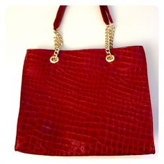 Toni Tote Patent Leather was $309 now $111.94 Love Craft, Handbags On Sale, Hand Stitching, Patent Leather, Shoulder Bag, Sewing, Dressmaking, Couture, Shoulder Bags