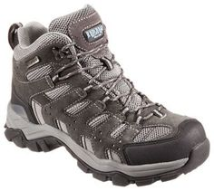 RedHead Overland Mid Waterproof Hiking Boots for Ladies - Charcoal/Gray - 9.5 M: Keep your feet dry and… #Fishing #Boating #Hunting #Camping