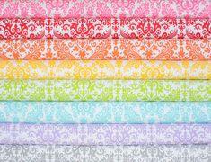 Hollywood Damask Fabric