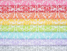 Hollywood Damask Fabric bundle by Riley Blake by fabricshoppe, $24.00