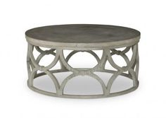 Wolfgang Round Coffee Table | Mr. Brown