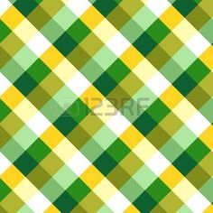green: Plaid  gingham  pattern  texture