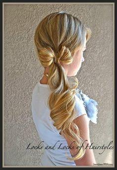 wedding undo. cute for junior bridesmaid or flower girls