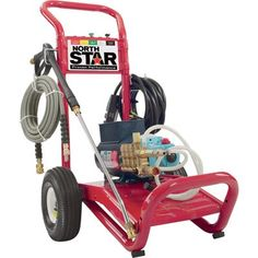 Special Offers - NorthStar Electric Cold Water Pressure Washer  3000 PSI 2.5 GPM 230 Volt - In stock & Free Shipping. You can save more money! Check It (November 25 2016 at 10:22PM) >> http://aircompressorusa.net/northstar-electric-cold-water-pressure-washer-3000-psi-2-5-gpm-230-volt/