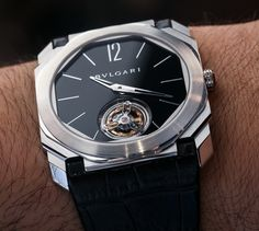 How Bulgari Watch Cases Are Made In Saignelégier
