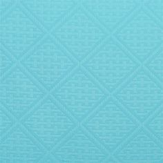 Paragon Fabric is a geometric matelassé pattern by P/Kaufmann Outdoor from Rain Or Shine Collection. Typical of a matelassé, this fabric features a raised pattern that appears padded, embossed, or quilted.