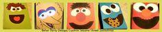 Alejandro Jose's 2nd Sesame Street Birthday Party | CatchMyParty.com